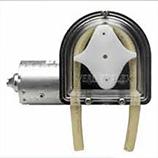 Peristaltic pumps and parts
